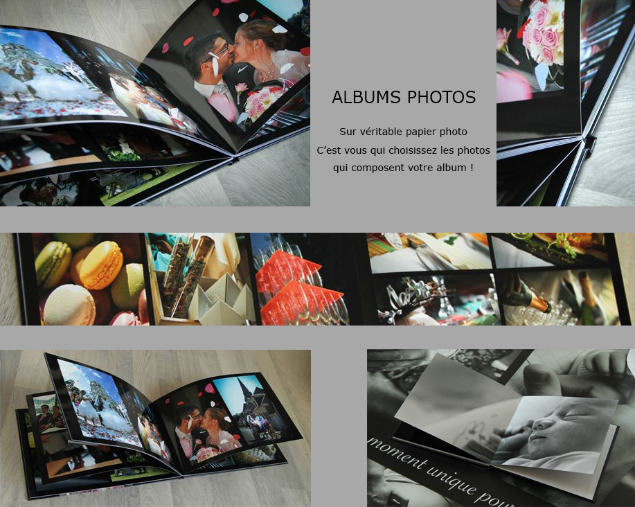 Albums book photo photographe lille amiens