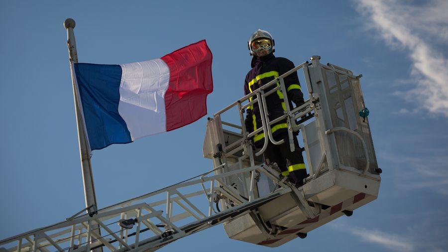 photographe couverture calendrier pompier eu le tréport