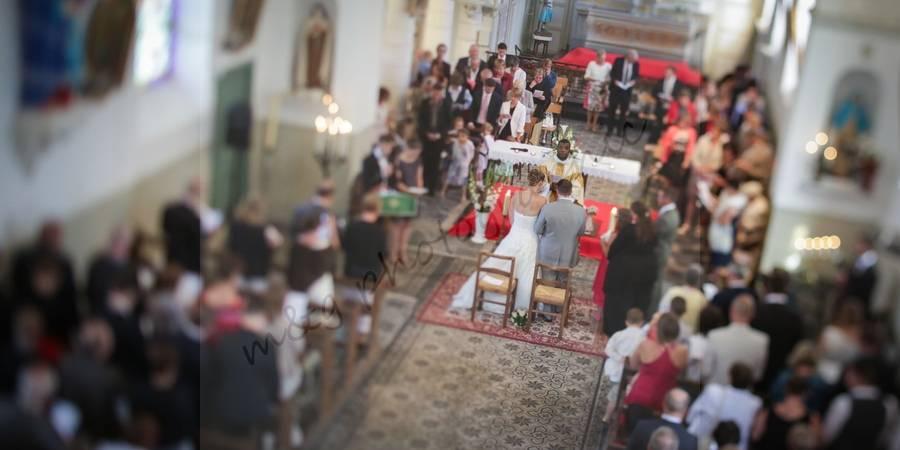 photographe eglise mariage